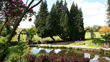 Fairyland adds a sprinkle of magic dust to a stroll around the grounds