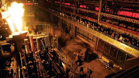 The Magna Steel Experience
