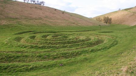 Earthworks of Wves and Time