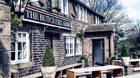 The Butcher Arms in Hepworth