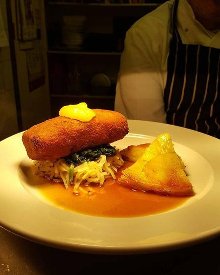 Fine Dining at The Butcher Arms in Hepworth