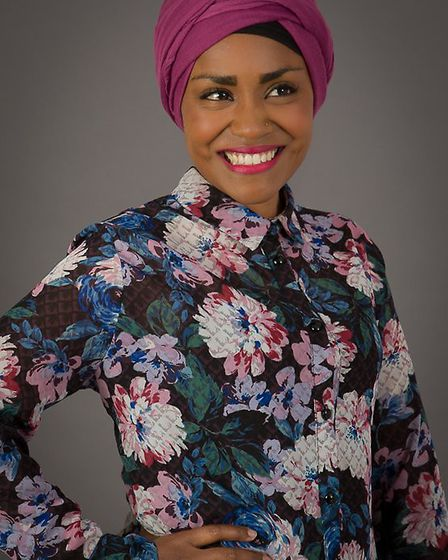 The second day of the festival will see the arrival of TV celebrity baker and chef, Nadiya Hussain