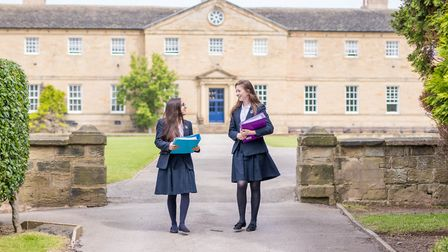 Students at Ackworth enjoy spacious grounds and beautifully-maintained accommodation
