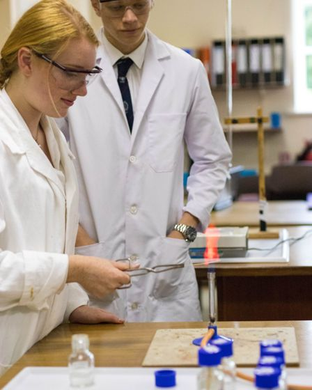 Top-of-the-range facilities including well-equipped labs make Ackworth a good choice for academic