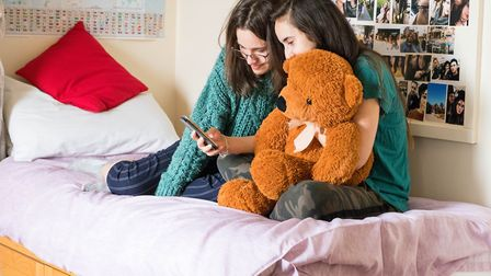Boarders enjoy comfortable, home-from-home accommodation, sharing with 1-3 other students (or more i