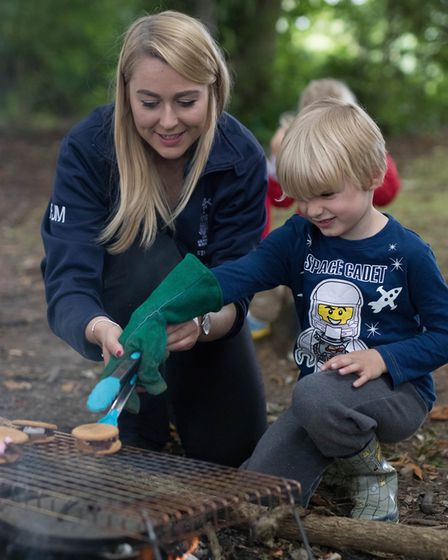 Life is an adventure at Ackworth School for students aged two to 18