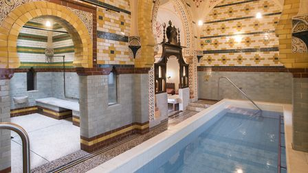 If you haven't visited Harrogate's Turkish Baths, isn't it about time you took the plunge?