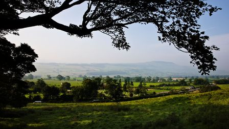 Walks from the town take in Leyburn Shawl and its glorious panoramic views across to Wensleydale Pho