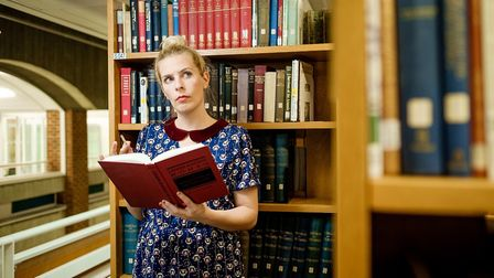 Sara Pascoe didn't read Pride and Prejudice until quite late on