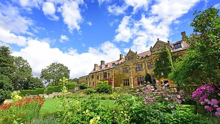 Master plantsman Chris Beardshaw is giving the gardens at Mount Grace Priory a new lease of life