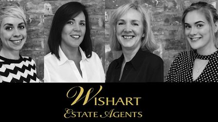 The team at Wishart Estate Agents