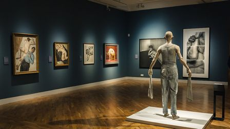 Visits to the Ferens Art Gallery have gone up by 500 percent
