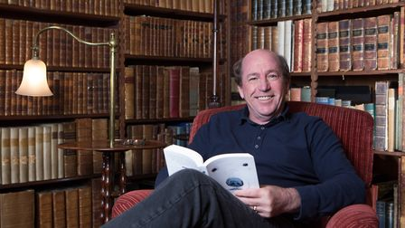 Trevor believes a love of reading can have a very positive effect on childrens mental wellbeing
