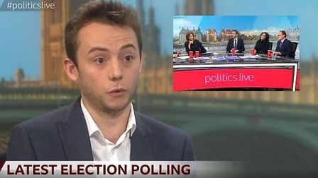 A polling mastermind has given a message of hope to those who want to stop the Conservatives. Photos