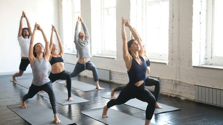 Yorkshire Yogi offers a range of workshops across the county for a diverse roster of clientele that