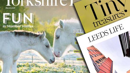 Yorkshire Life March 2018