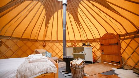 Yurts - The Wensleydale Experience