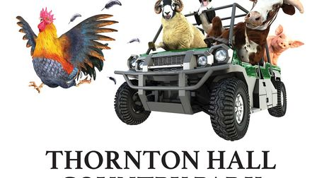 Easter at Thornton Hall Country Park