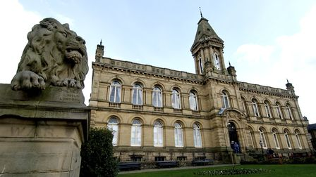 Victoria Hall, its architecture is just one of the reasons Saltaire is a World Heritage Site