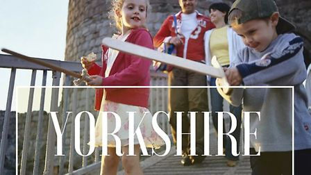Spend the weekend in Yorkshire