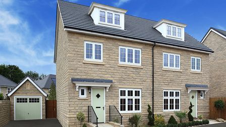The York at Woodlands at Horsforth Vale c. Redrow/Martin Toole