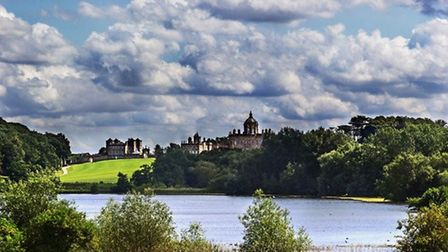 Castle Howard by Keith Sayer
