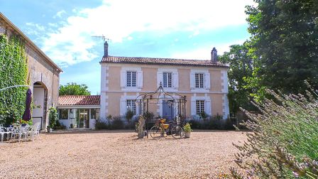 3-bed Charente house