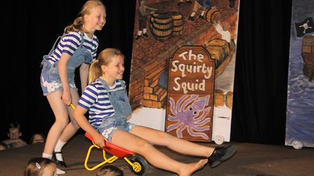 Year 5 embrace opportunities to shine on stage