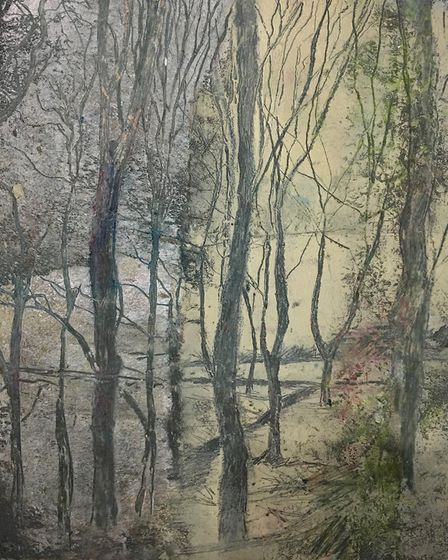 Penny Hunt, Edge of the Wood