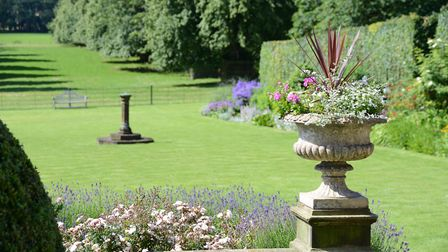 Gardens at Goldsborough have opened to the public under the NGS for 90 years