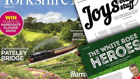 Yorkshire Life - August 2018