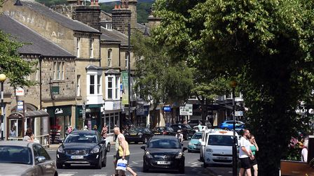 Brook Street: The festival is a great advert for Ilkley