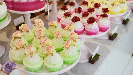 All of their soaps are beautifully presented, but they are probably best known for their cupcakes an