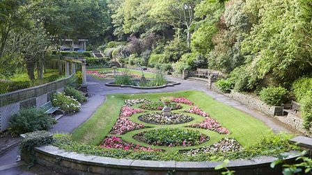 South Cliff Gardens in Scarborough date back to the 19th century Photo: David Chalmers Photography