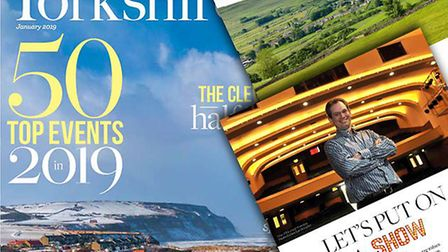 Yorkshire Life - January 2019 issue