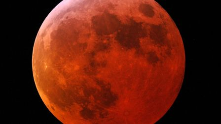 On January 21st we will experience a total lunar eclipse and moon becomes blood red