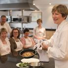 Lesley was the creative mind behind Bettys Cookery School, which opened in 2001