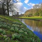 The River Skell, unless carefully managed, poses a threat to Fountains Abbey Photo: Alamy