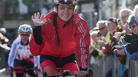 Lizzie Deignan is a favourite to win the UCI Road World Championships women's elite