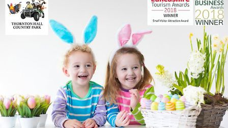 Toddler Easter Party