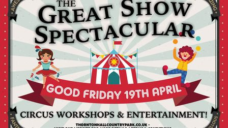 The Great Show Spectacular!
