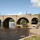 A bridge has crossed the River Wharfe in Wetherby for at least 800 years