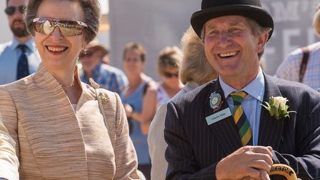 The GYS is a royal favourite, with Princess Anne popping in last year to celebrate its 160th anniver