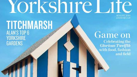 Yorkshire Life - August 2019