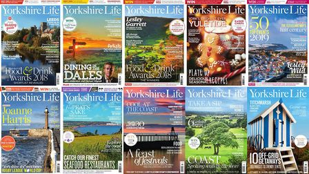 Some of the highlights of the past year in Yorkshire Life
