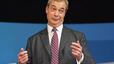Nigel Farage has defended comments homophobic, racist, sexist and Islamophobic comments made by Bori