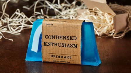 Grab yourself some 'Condensed Enthusiasm' to counteract the symptoms of middle-age. Photo Credit Jam