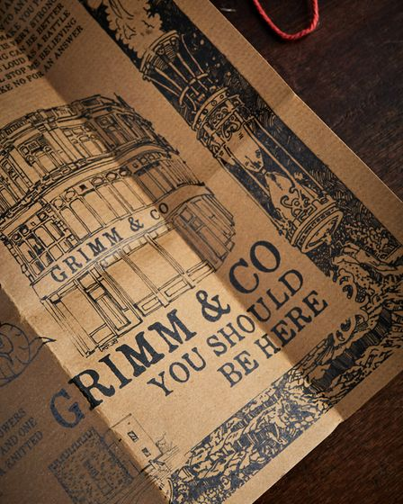 Grimm and Co is a registered charity that help under-resourced children and young adults build confi