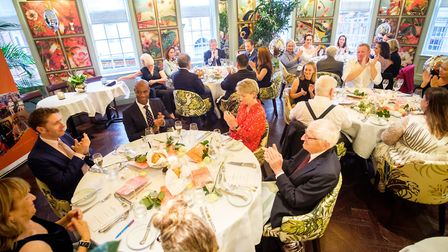 The Wilberforce Trust, Yorkshire Event Photography, The Ivy, Jim Poyner Photography, York, The York
