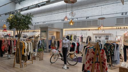 Sandersons is a destination department store a dream fulfilled for Deborah Holmes